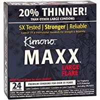 Kimono Maxx Flare Kondome, Latex, 24 Kondome preisvergleich bei billige-tabletten.eu