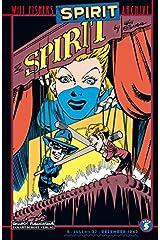 Der Spirit: Will Eisners Spirit Archive Band 5 Gebundene Ausgabe