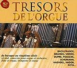 Trésors de l\'orgue (Coffret 4 CD)