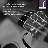 Serenade for Two Violins & Viola, Op. 12: II. Lento, ma non troppo