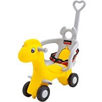 Baybee 2 in 1 Baby Horse Rider-Kids Ride-On Push Car, Toy Horse Ride-On, Kids Toys, Toddler Baby Toy Suitable for Kids…