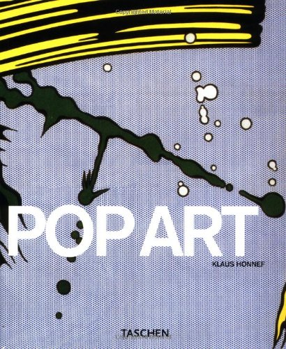Pop Art (Taschen Basic Art Series) par Klaus Honnef