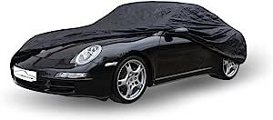 Autoabdeckung Kompatibel mit Porsche 911 Carrera S Cabriolet spezielle Autoabdeckung Schutzabdeckung Umfassende Au/ßenabdeckungen Autobekleidung Anti-UV wasserdicht Winddicht
