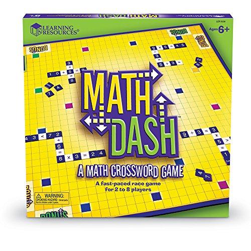 Imagen principal de Learning Resources Math Dash - Juego educativo electrónico de matemáticas
