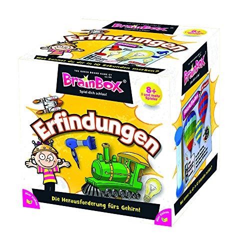 Unbekannt Brain  Box 94915 - Erfindungen, Spiele und Puzzles