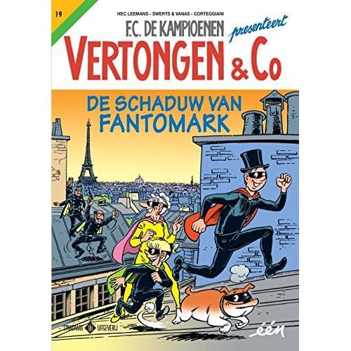 De schaduw van Fantomark