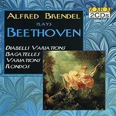 33 Variations On A Waltz By A. Diabelli, Op. 120 - Variation 21: Allegro Con Brio. Meno Allegro