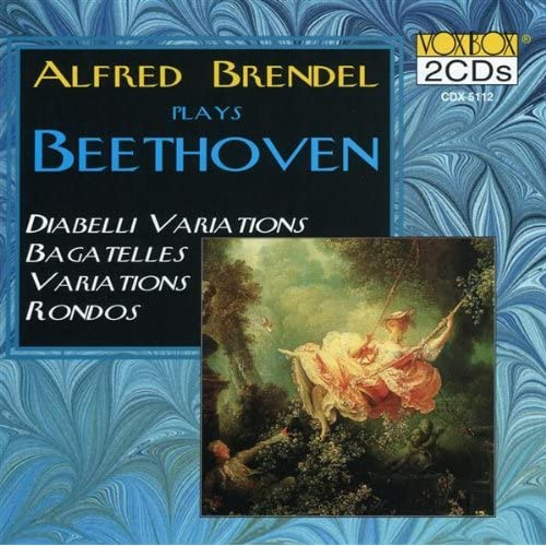 33 Variations On A Waltz By A. Diabelli, Op. 120 - Variation 6: Allegro Ma Non Troppo E Serioso