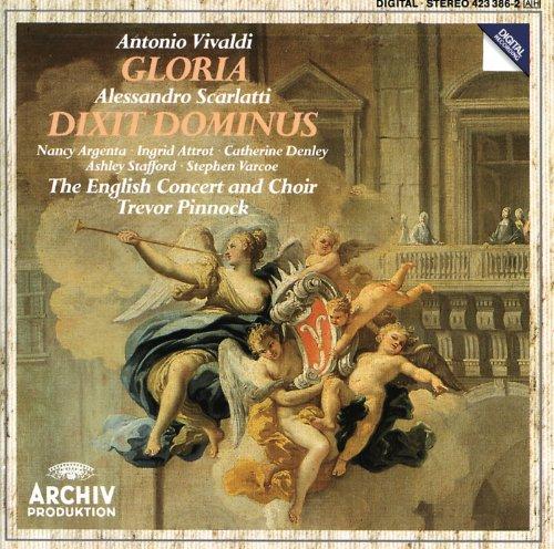 Vivaldi: Gloria / Scarlatti: D...