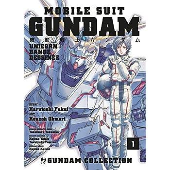 Mobile Suit Gundam Unicorn. Bande Dessinée: 1
