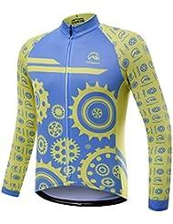 Vêtements de cyclisme à manches longues Ciclismo Mtb , m