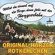 Willst du einmal auf die Berge, dann fahr mit der Harzquerbahn