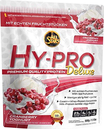 All Stars Formula Avanzata 4 Fonti Proteiche, Mirtilli Rossi, Yogurt - 500 g