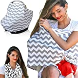 #9: Nursing Breastfeeding cover scarf! Baby Stroller cover, Car seat canopy