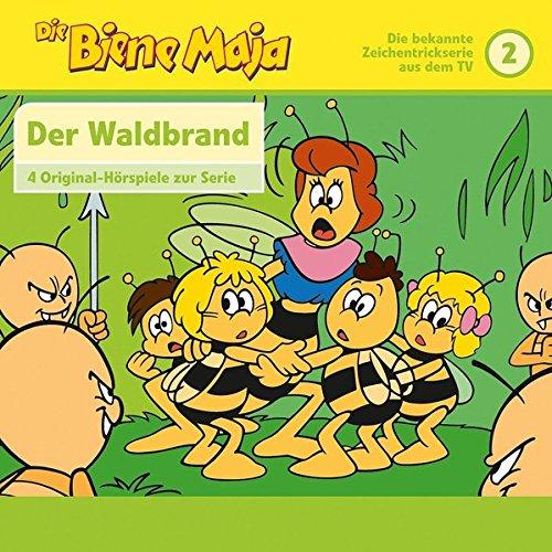Die Biene Maja - Folge 2: Der Waldbrand