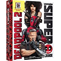 Deadpool 2 Blu-Ray + Libro