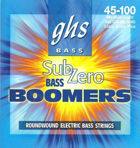 ghs-boomers-sub-zero-jeu-de-cordes-pour-basse-medium-light-45-100