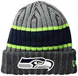 NFL Stripe Chiller Knit Beanie