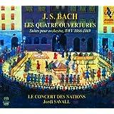 J.S.Bach: Four Orchestral Suites