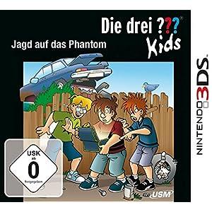 Die drei ??? Kids – Jagd auf Das Phantom
