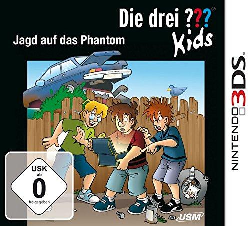 Die drei ??? Kids - Jagd auf Das Phantom (Spiele Wimmelbild Ds)