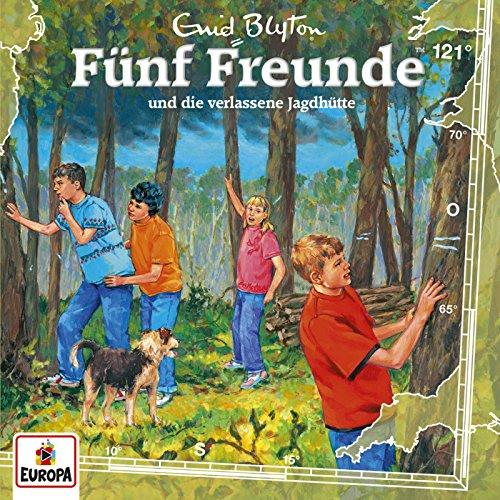 Fünf Freunde (121) Fünf Freunde und die verlassene Jagdhütte - Europa 2017