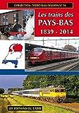 DVD Rail Evasion : Les trains des Pays-Bas