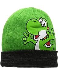 Yoshi Beanie Nintendo Strickmütze Mütze Cap Super Mario Bros.