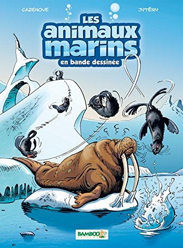 Les animaux marins en BD - tome 4