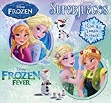 Frozen. Superjuegos: ¡Con 4 juegos de mesa! (Disney. Frozen)