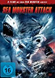DVD Cover 'Sea Monster Attack [3 DVDs]