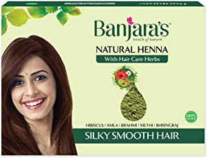Banjara's Natural Henna, 200g