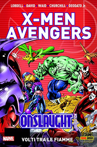 X-Men & Avengers Onslaught Collection 4