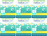 (6 PACK) - Natracare - Ultra Pads Super with Wings | 12pieces | 6 PACK BUNDLE