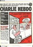 CHARLIE HEBDO N°2 - LES ROUTIERS SUSCITENT LA HAINE 'LE PEN VITE'