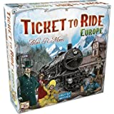 Asmodee Ticket to Ride Europe, Multi Color