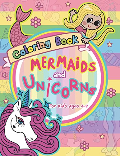 Coloring Book for Kids Ages 4-8 (Fairy Tale Coloring for Kids, Band 1) ()