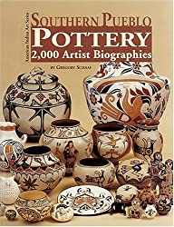 Southern Pueblo Pottery: 2,000 Artist Biographies (American Indian Art)