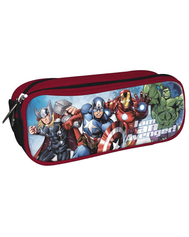 Marvel Portatodo Doble Vengadores
