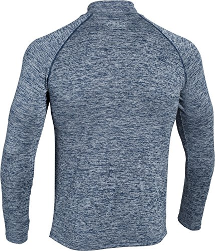 Under Armour Herren Ua Tech 1/4 Zip Fitness-Sweatshirts Marineblau