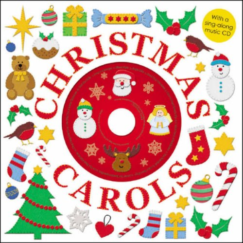 Christmas Carols with CD por Roger Priddy