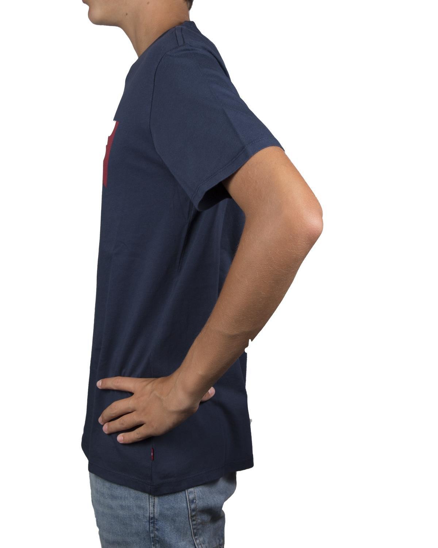 Levi's Graphic Set-in Neck' Camiseta para Hombre