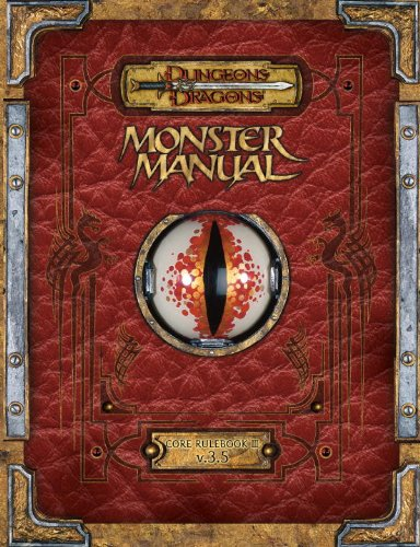 Monster Manual: Core Rulebook III V.3.5 (Dungeons & Dragons Core Rulebooks) por Wizards RPG Team