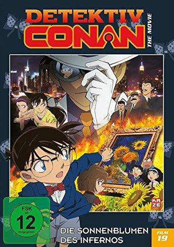 Bild von Detektiv Conan - 19. Film: Die Sonnenblumen des Infernos