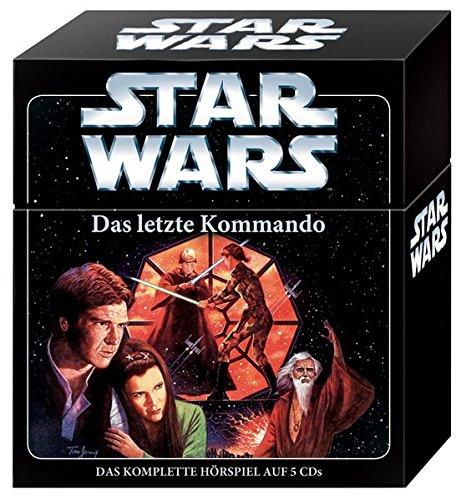 Star Wars Box 3 - Das letzte Kommando 5 CD: Hörspiele, ca. 300 Min. (Türen Soundtrack Die)