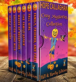 Cozy Mysteries Collection: (Fall & Family Edition) by [Callaghan, Hope]