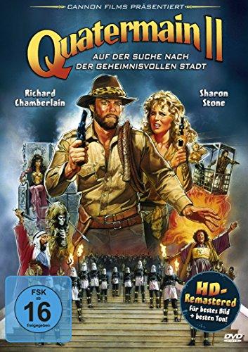 Quatermain - Auf der Suche nach der geheimnisvollen Stadt