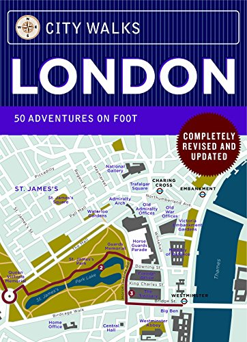 City Walks: London por Christina Henry de Tessan