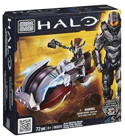 Halo - 96993 - Charge du Brute Chieftain