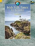 Image de Irish folk tunes (63 pièces traditionnelles irlandaises) +CD --- Flûte à bec soprano